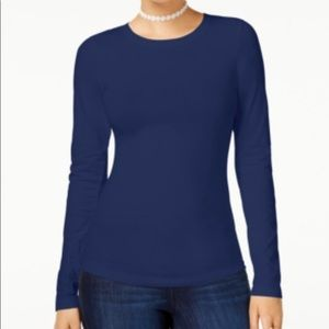 Planet Gold Long Sleeve Shirt Size Medium